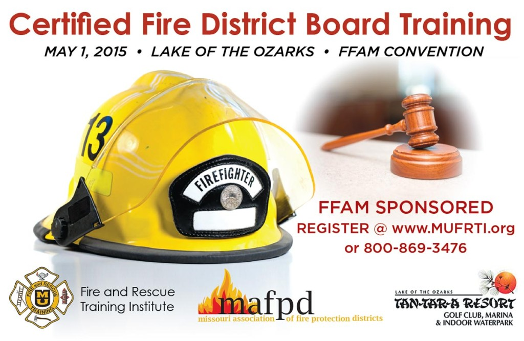 Certified Fire District Board Training