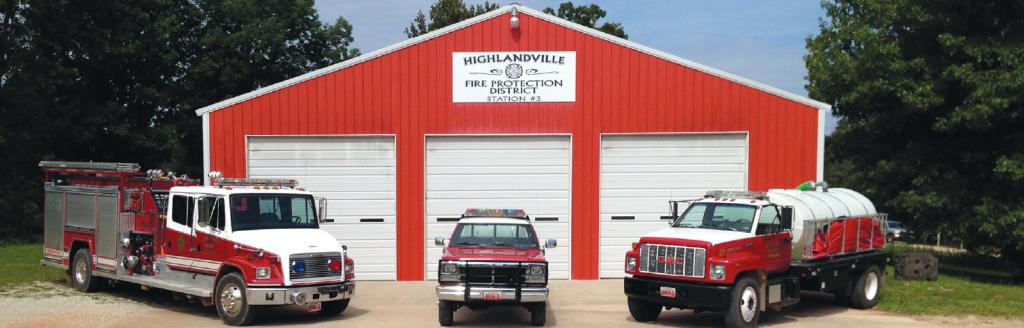 Highlandville RFD