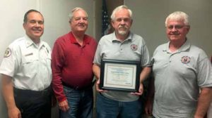 Western Taney Co FPD Receives ALS Certification