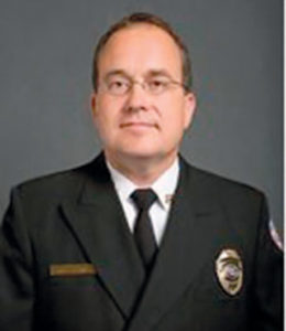 Fire Chief Chris Berndt, Western Taney County Fire Protection District