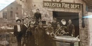 Hollister Fire Department Late 1940's or early 1950