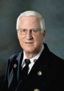 Doctor and Chief James C. Coleberd, D.O. 1937- 2008